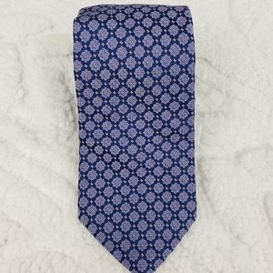 Brooks Brother Makers & Merchants Silk Tie Floral